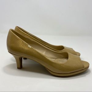 Naturalizer Women's Nude Heels Size 7 A147